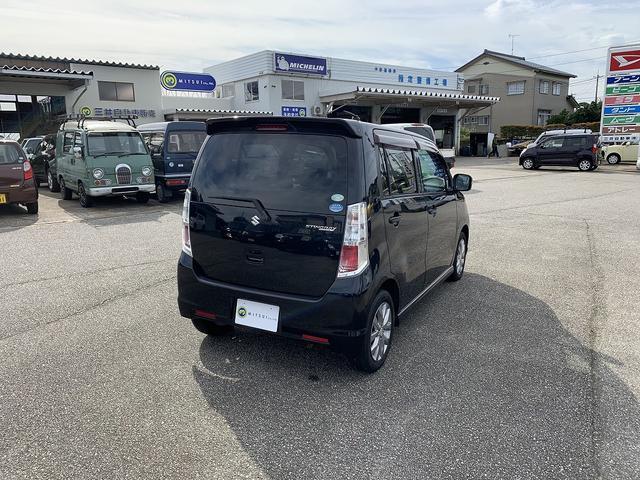 「スズキ」「ワゴンRスティングレー」「コンパクトカー」「富山県」の中古車8