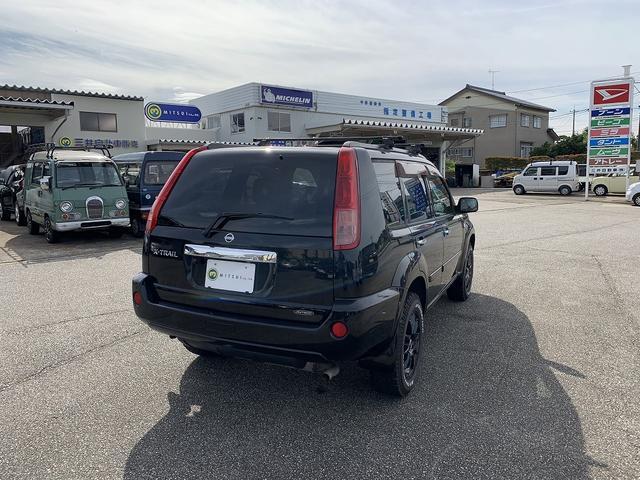 「日産」「エクストレイル」「SUV・クロカン」「富山県」の中古車7