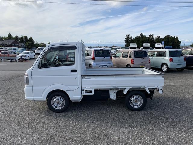 「スズキ」「キャリイトラック」「トラック」「富山県」の中古車5