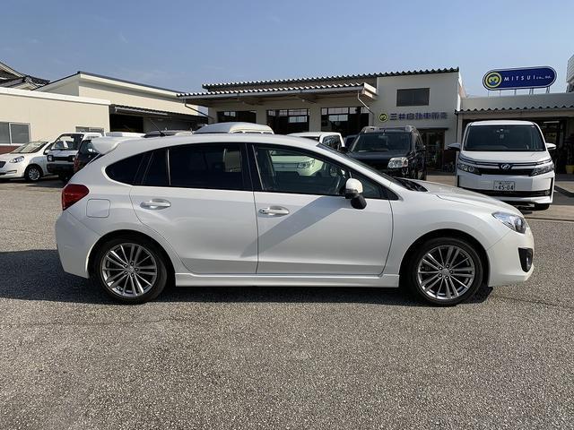 「スバル」「インプレッサ」「コンパクトカー」「富山県」の中古車4