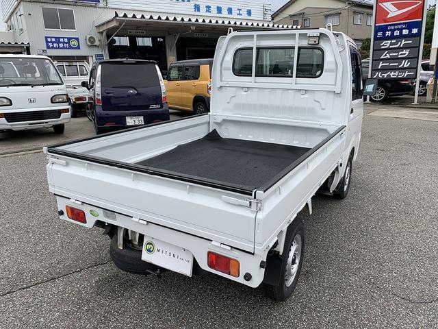 FC農繁仕様 4WD エアコン パワステ 新品タイヤ 5MT 作業灯(8枚目)