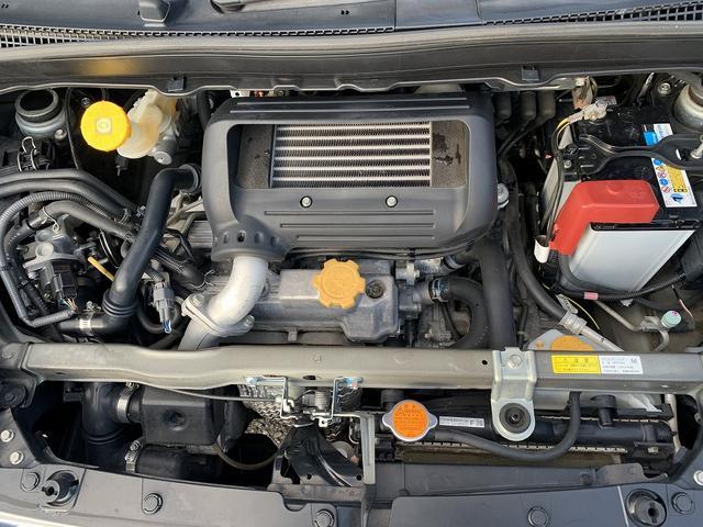 リベスタ S 4WD スーパーチャージャー ETC HID スマートキー CDプレイヤー USB(27枚目)