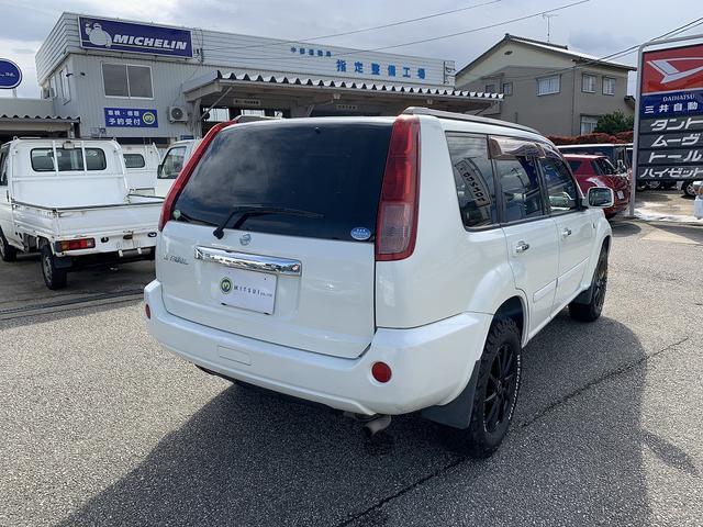 X 4WD インテリキー シートヒーター オールテレーンタイヤ 16インチブラックアルミ(8枚目)