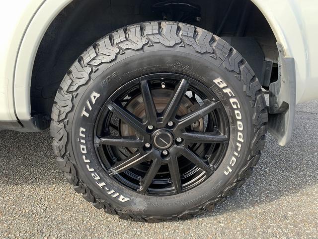 X 4WD インテリキー シートヒーター オールテレーンタイヤ 16インチブラックアルミ(12枚目)