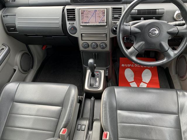 X 4WD インテリキー シートヒーター オールテレーンタイヤ 16インチブラックアルミ(13枚目)