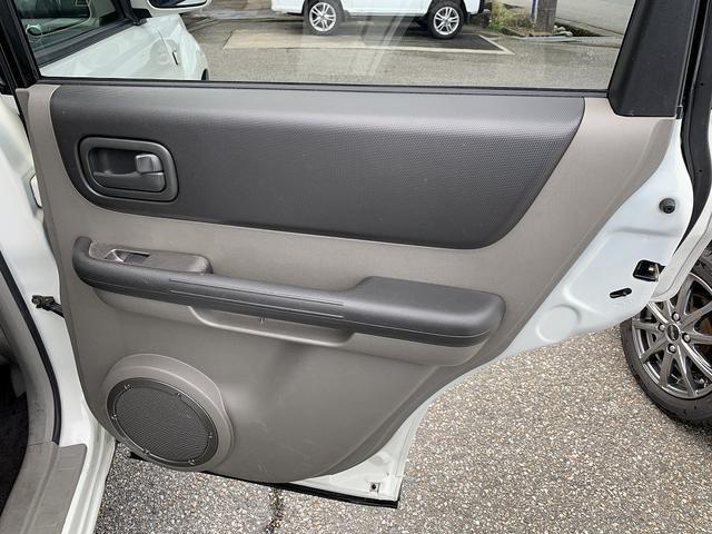 X 4WD インテリキー シートヒーター オールテレーンタイヤ 16インチブラックアルミ(25枚目)