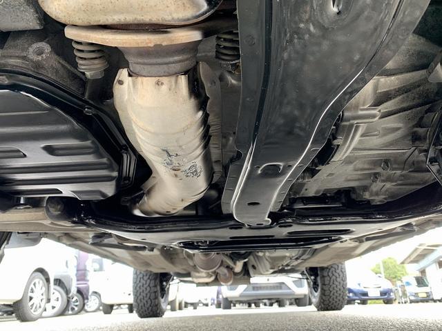X 4WD インテリキー シートヒーター オールテレーンタイヤ 16インチブラックアルミ(34枚目)