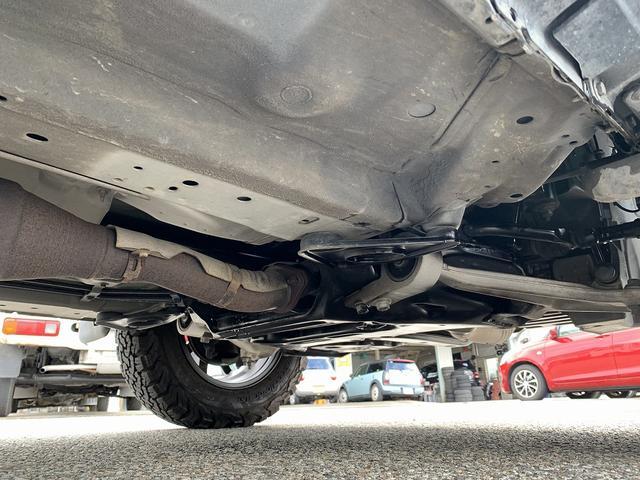X 4WD インテリキー シートヒーター オールテレーンタイヤ 16インチブラックアルミ(39枚目)