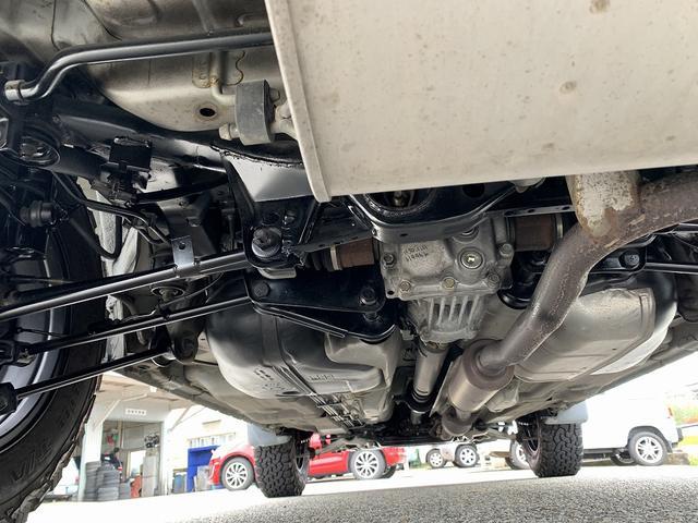 X 4WD インテリキー シートヒーター オールテレーンタイヤ 16インチブラックアルミ(43枚目)