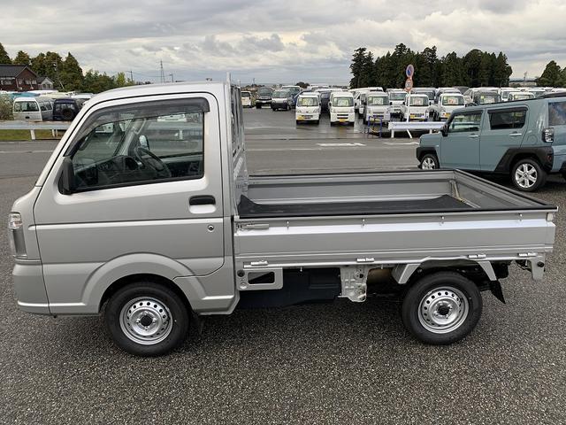KCエアコン・パワステ 4WD 5MT 新品タイヤ エアバック(5枚目)