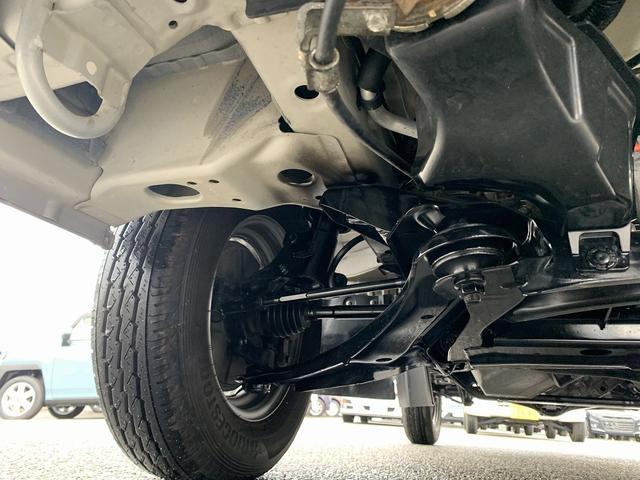 KCエアコン・パワステ 4WD 5MT 新品タイヤ エアバック(26枚目)