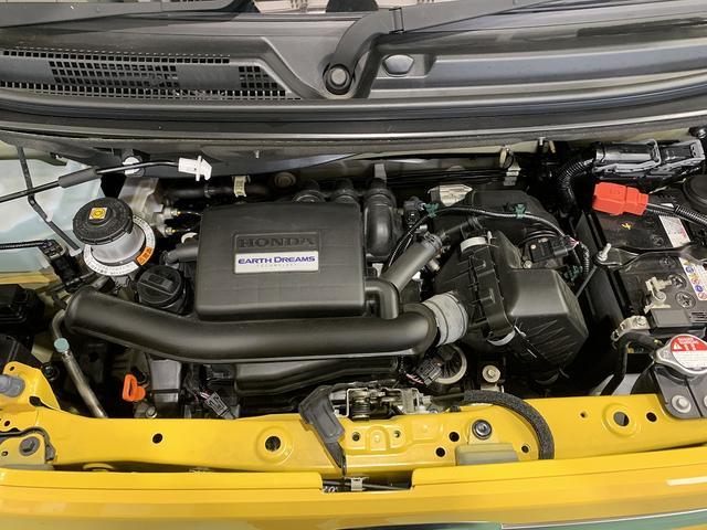 ファン・ホンダセンシング 4WD スマートキー LEDヘッドランプ スマートキー ナビ装着スペシャルパッケージ(35枚目)