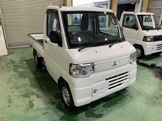 みのり 4WD AC PS 新品タイヤ エアバック 5MT(3枚目)