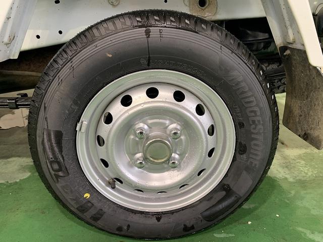 みのり 4WD AC PS 新品タイヤ エアバック 5MT(7枚目)