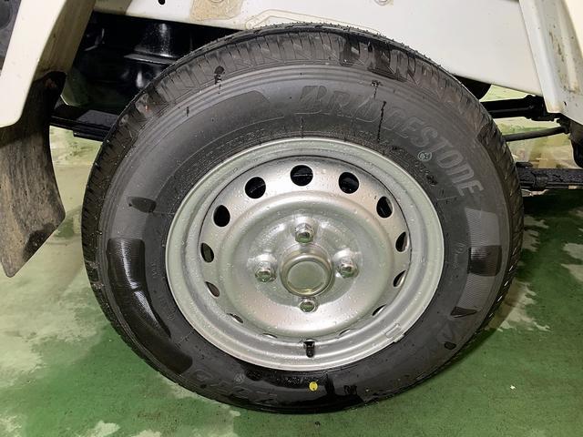 みのり 4WD AC PS 新品タイヤ エアバック 5MT(10枚目)