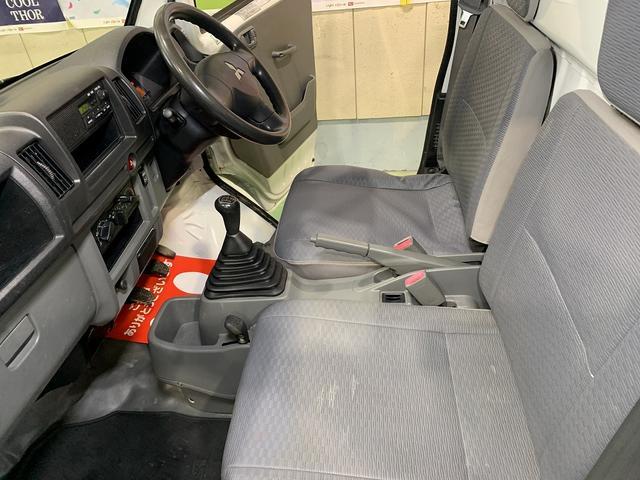 みのり 4WD AC PS 新品タイヤ エアバック 5MT(22枚目)
