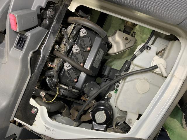 みのり 4WD AC PS 新品タイヤ エアバック 5MT(23枚目)