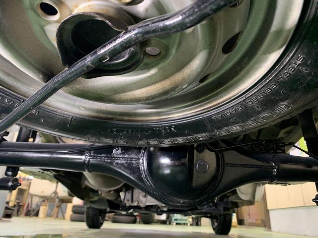 みのり 4WD AC PS 新品タイヤ エアバック 5MT(35枚目)