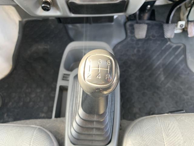 ダンプ 4WD エアコン パワステ 5MT 新品タイヤ(34枚目)