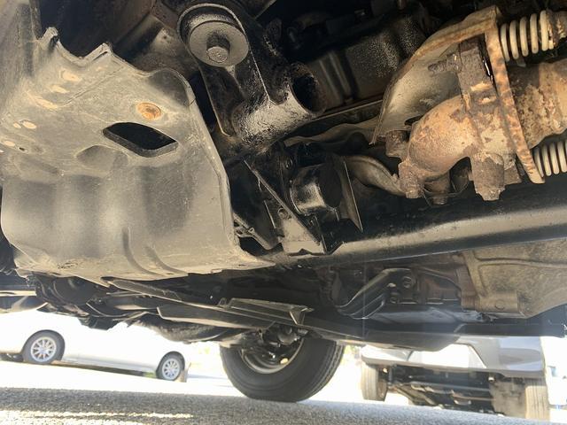 ダンプ 4WD エアコン パワステ 5MT 新品タイヤ(48枚目)