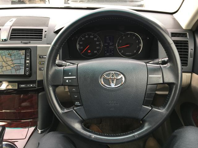 トヨタ マークX 250G ナビTV Bカメラ キーレス