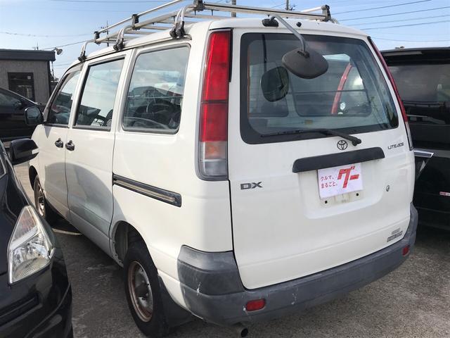 DX 商用車 エアコン 5MT パワステ(3枚目)