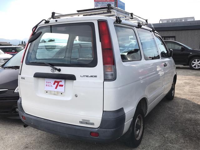 DX 商用車 エアコン 5MT パワステ(4枚目)