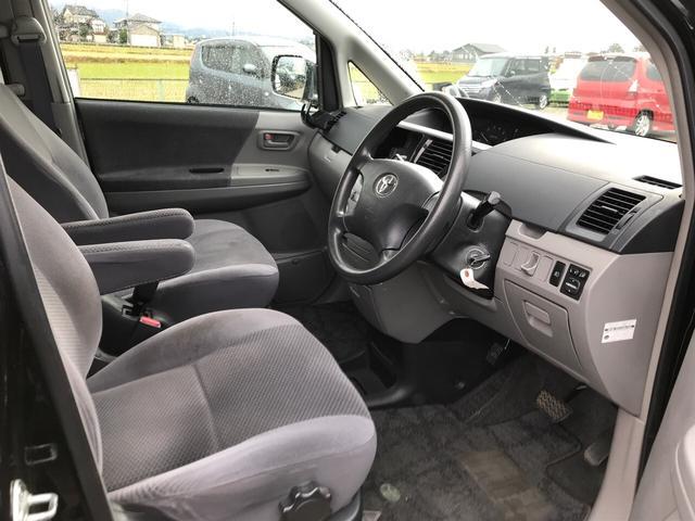 トヨタ ヴォクシー 両側スライドドア AW ミニバン AC CVT ブラック