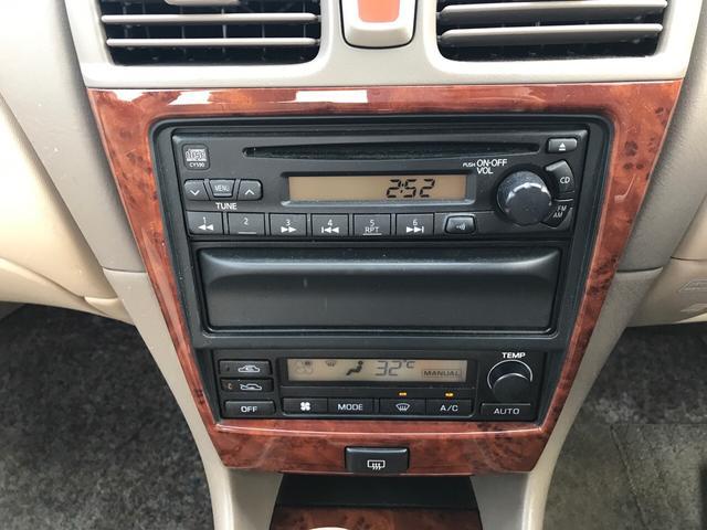 18Vi オーディオ付 AC AT セダン(10枚目)