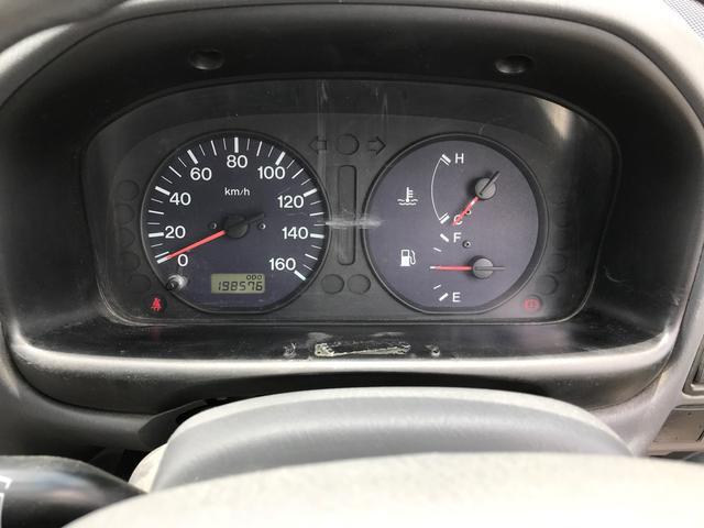 4WD 5速MT ETC ディーゼル(9枚目)