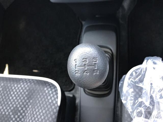 G 4WD 5速MT アイドリングストップ シートヒーター(11枚目)