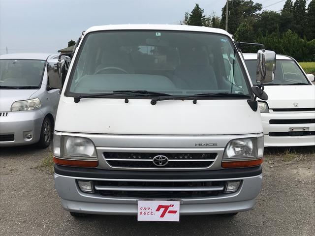 「トヨタ」「ハイエース」「その他」「富山県」の中古車2
