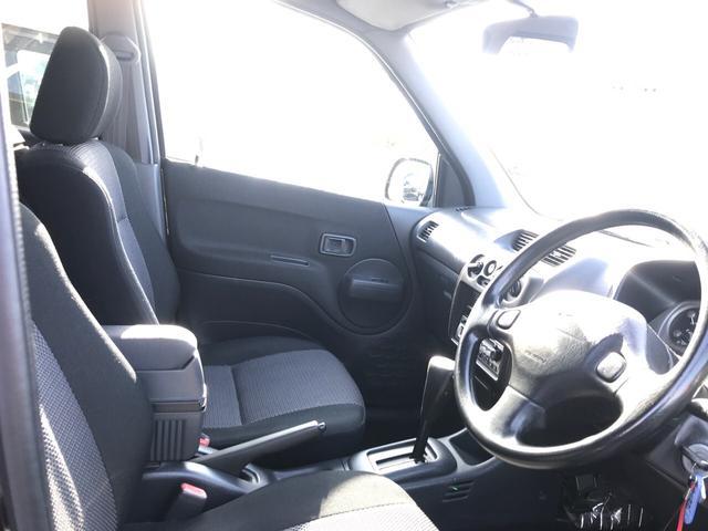 カスタムL 軽自動車 4WD ブラックメタリック AT AC(6枚目)