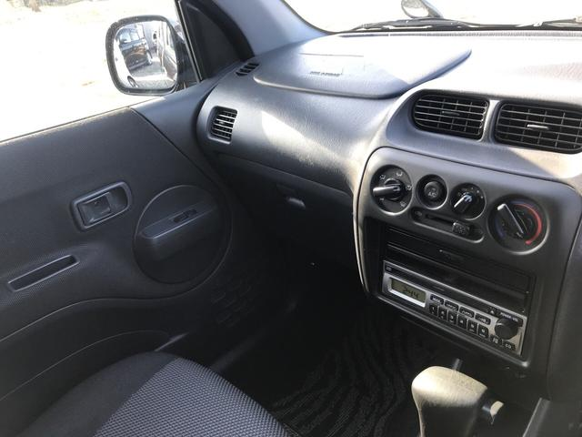 カスタムL 軽自動車 4WD ブラックメタリック AT AC(9枚目)
