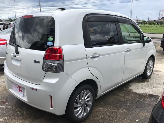 「トヨタ」「スペイド」「ミニバン・ワンボックス」「富山県」の中古車3