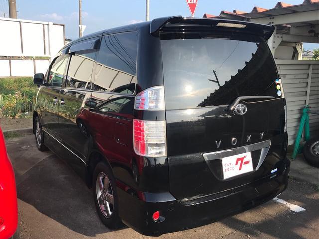 「トヨタ」「ヴォクシー」「ミニバン・ワンボックス」「富山県」の中古車4