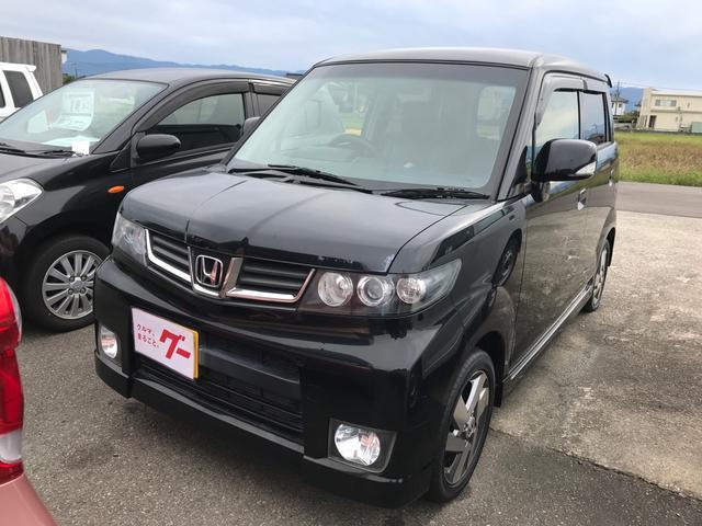 「ホンダ」「ゼストスパーク」「コンパクトカー」「富山県」の中古車2
