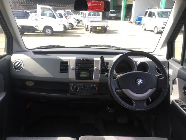 スズキ ワゴンR 660 FX-Sリミテッド CDMD キーレス 4WD