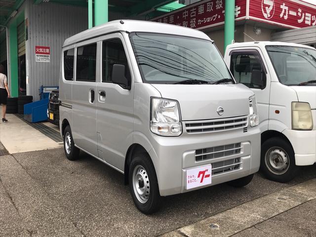 DX 4WD AC CVT 軽バン 両側スライドドア(3枚目)