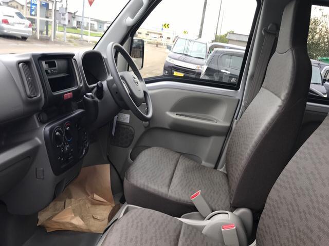 DX 4WD AC CVT 軽バン 両側スライドドア(10枚目)