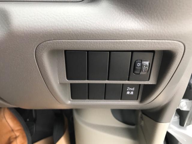 DX 4WD AC CVT 軽バン 両側スライドドア(17枚目)