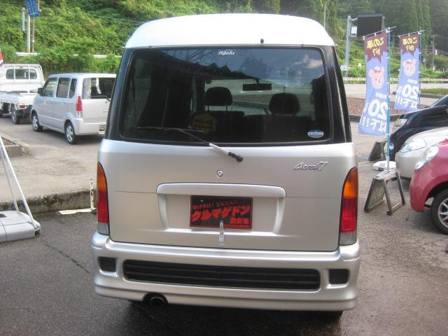 「ダイハツ」「アトレー7」「ミニバン・ワンボックス」「富山県」の中古車3