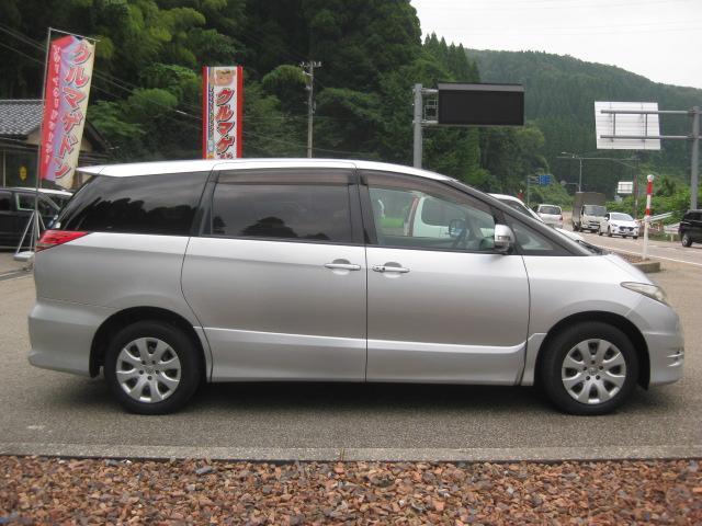 「トヨタ」「エスティマ」「ミニバン・ワンボックス」「富山県」の中古車8