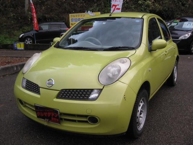 「日産」「マーチ」「コンパクトカー」「富山県」の中古車3