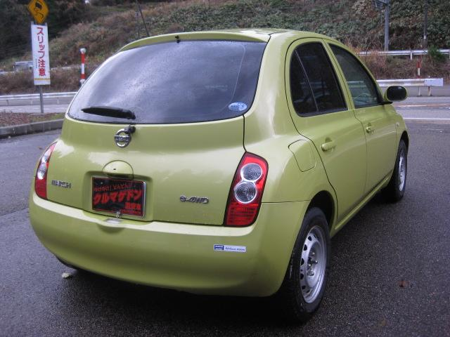 「日産」「マーチ」「コンパクトカー」「富山県」の中古車10
