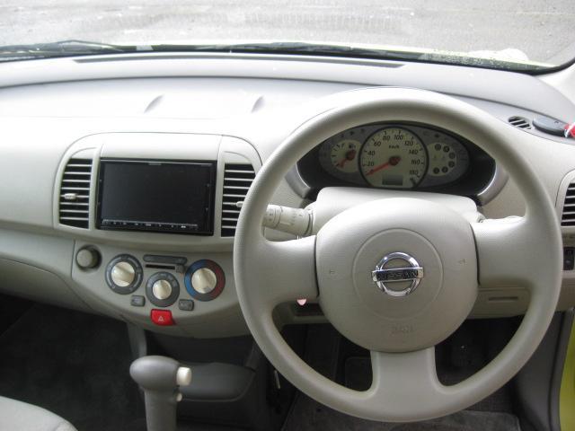 「日産」「マーチ」「コンパクトカー」「富山県」の中古車25