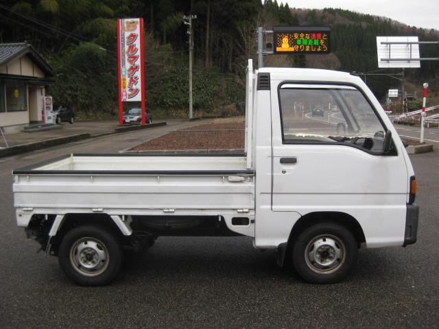 「スバル」「サンバートラック」「トラック」「富山県」の中古車7