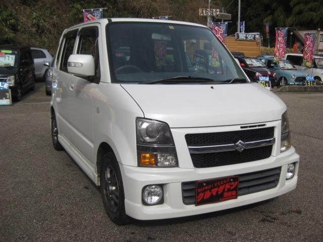 「スズキ」「ワゴンR」「コンパクトカー」「富山県」の中古車6
