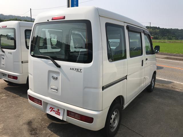 スペシャル 4WD エアコン インパネAT 軽バン 保証付(5枚目)