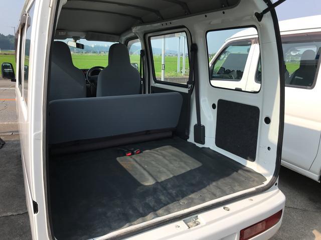 スペシャル 4WD エアコン インパネAT 軽バン 保証付(7枚目)